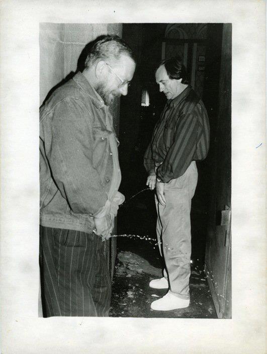 Скандальное фото с Богданом Ступкой