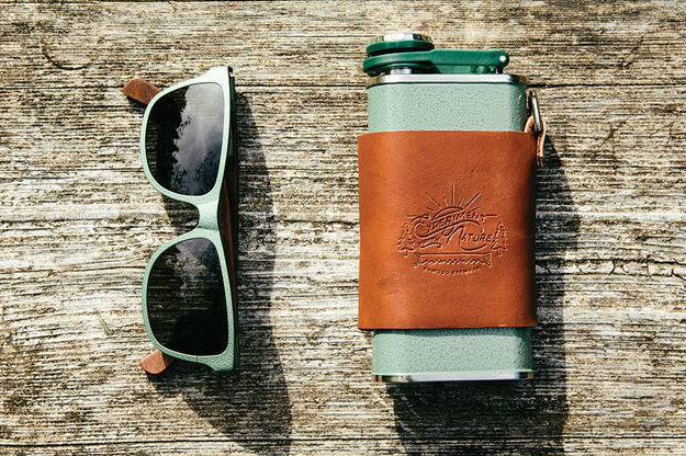Фляга и очки Shwood Stanley Adventure Pack - 6400 гривен
