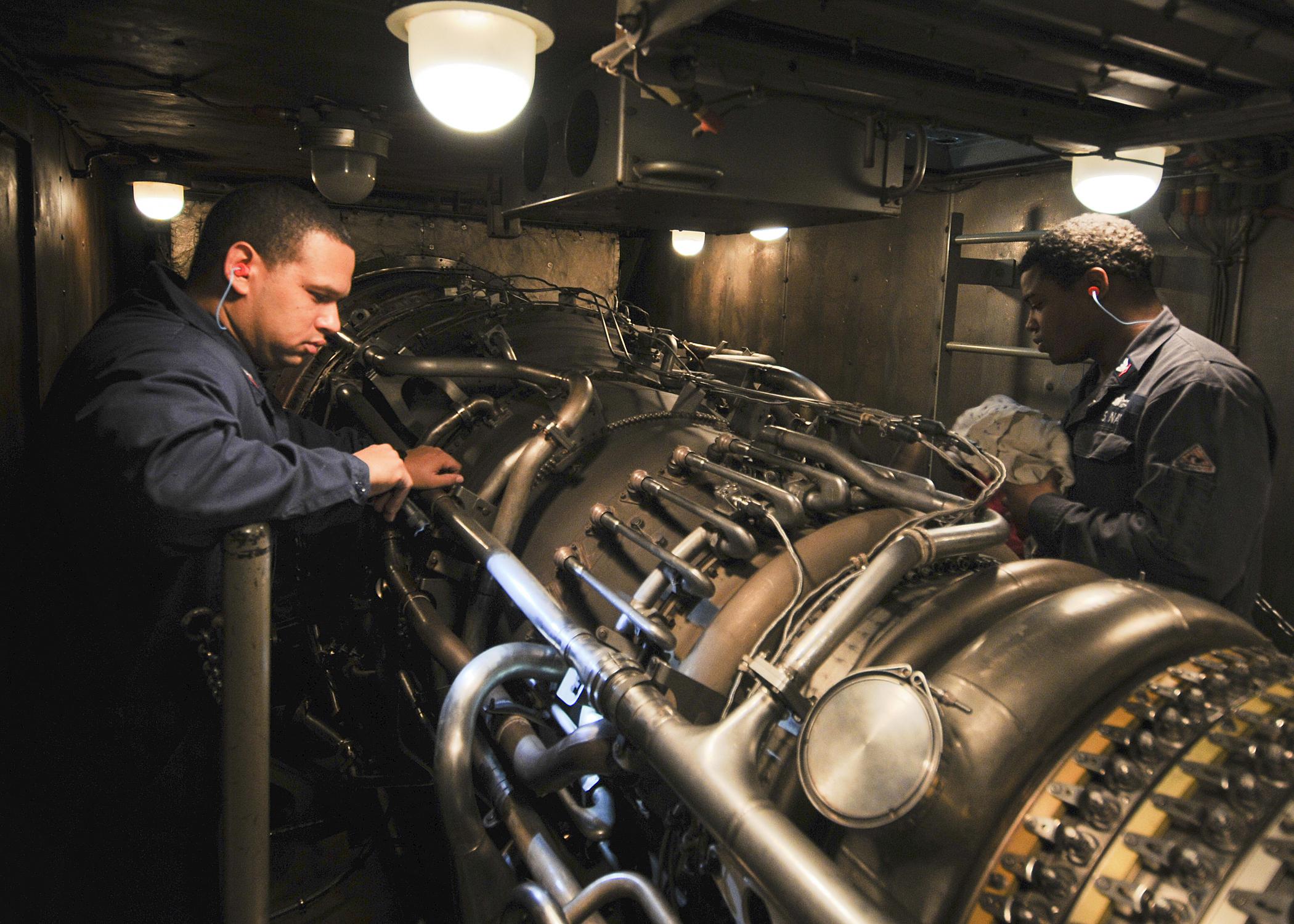 Инженерам на переоборудование кораблей дали 11 лет