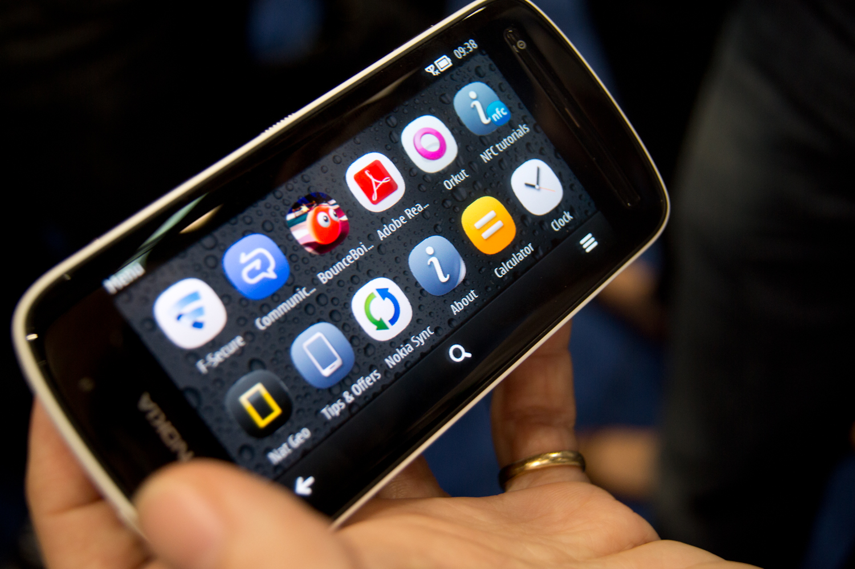Nokia может достаться Китаю