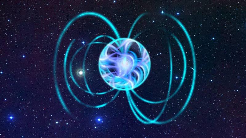 Самая «магнитная» звезда