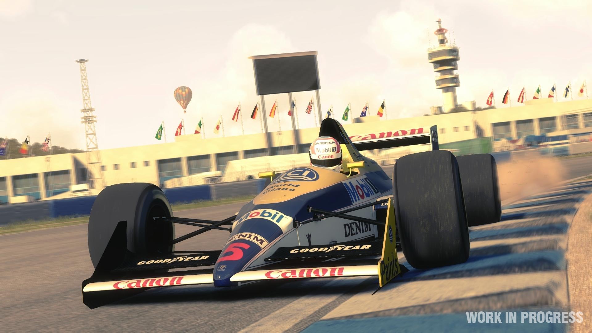 F1 2013 — сложная гонка
