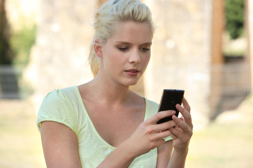 SMS приводят к нарушениям осанки