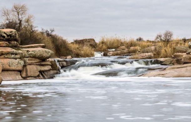 Шолоховский водопад знаком с первыми представителями homo sapiens