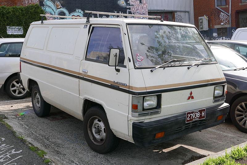 Mitsubishi Delica Star Wagon 4WD