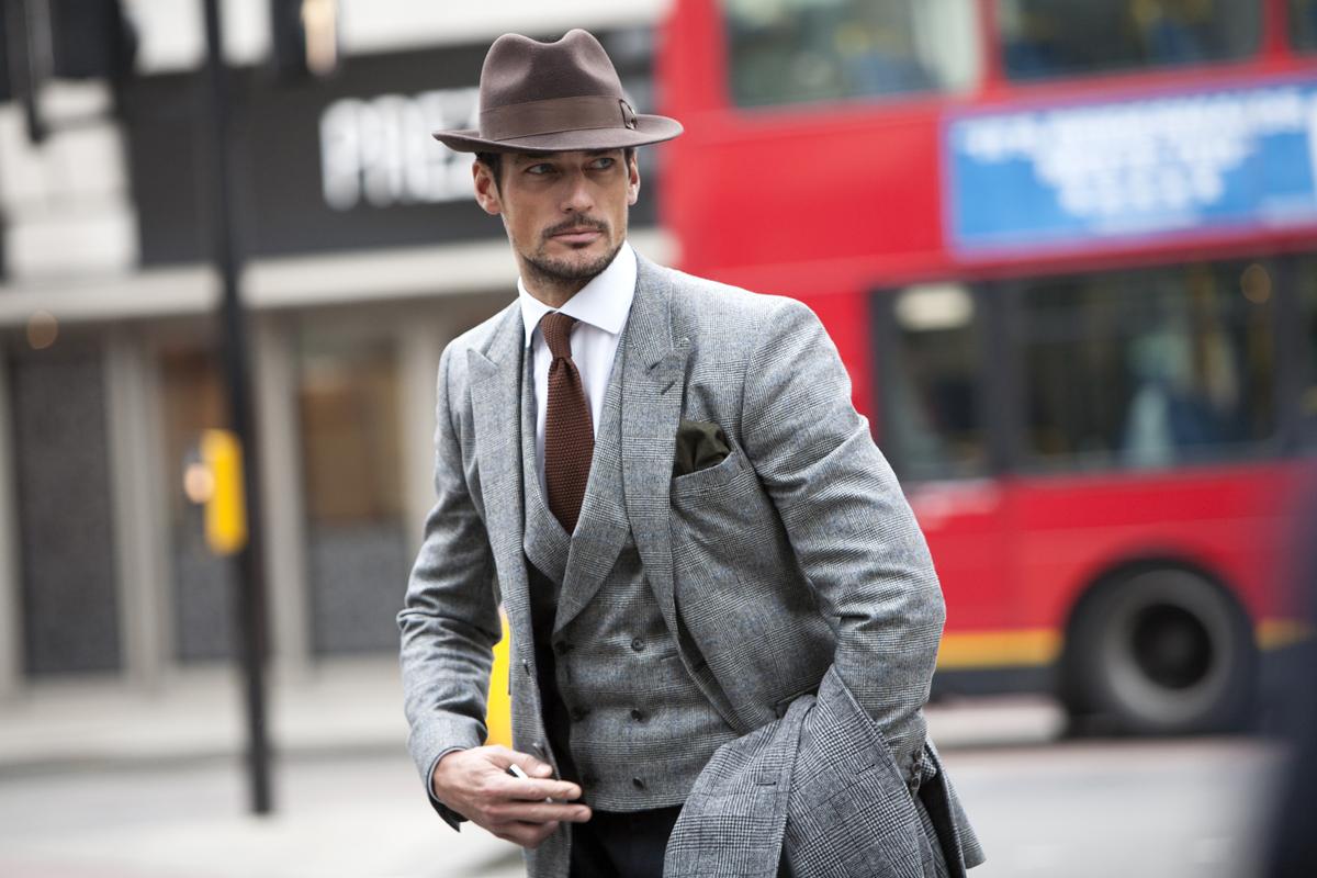 Удачно подобрал шляпу, пиджак и пальто? Считай, ты уже в тренде