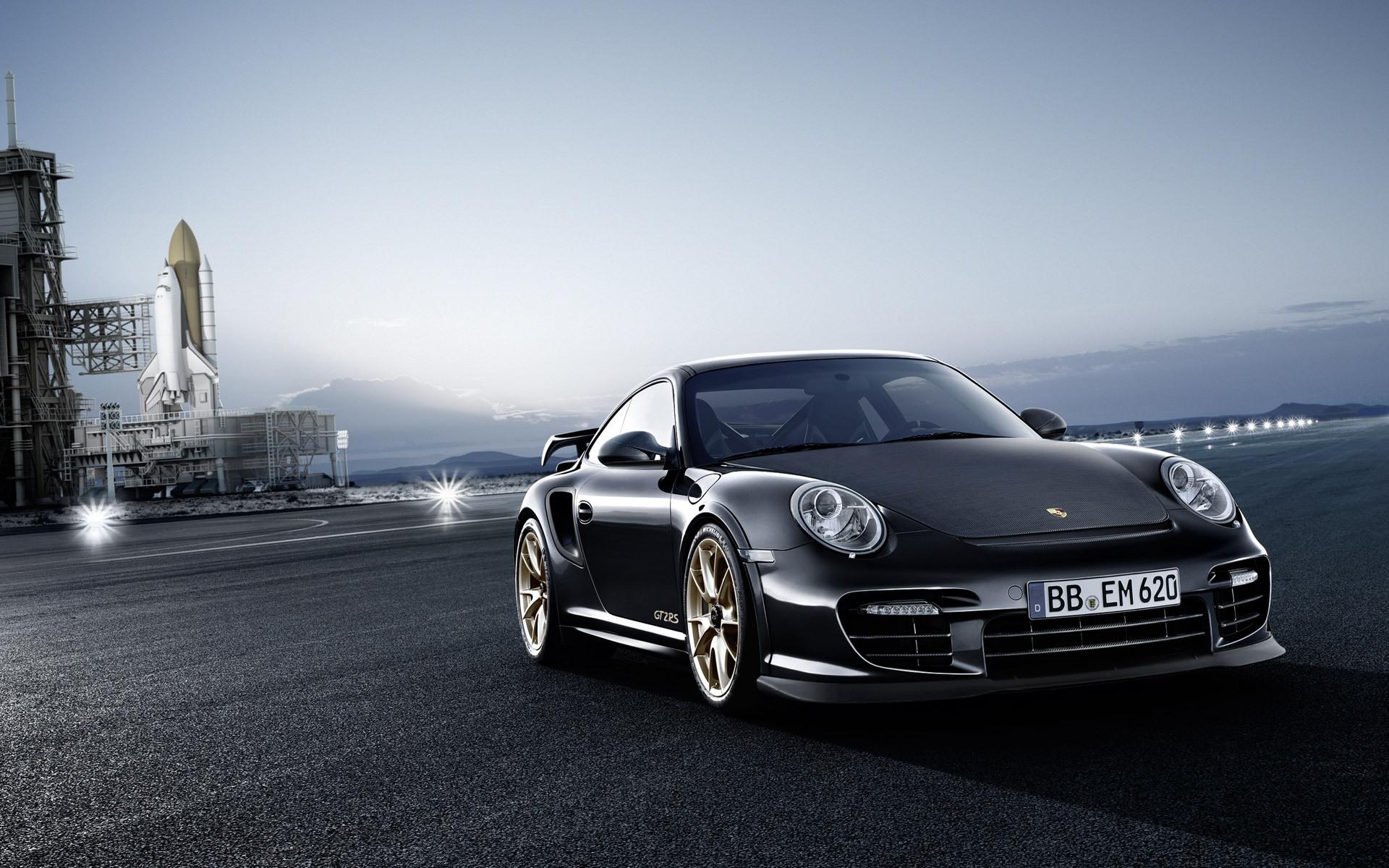 Porsche 911 GT2 RS — самый шустрый спорткар из семейства Porsche 911