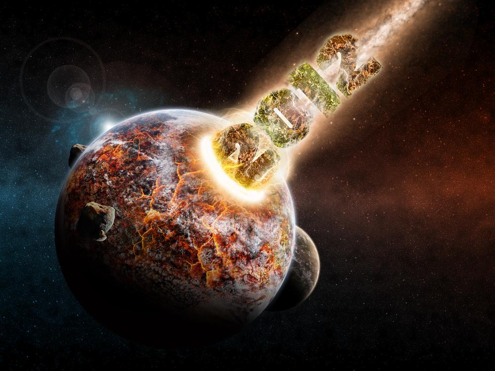 Точный конец света взрыв на солнце и