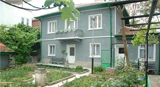 Дом, где принимала Ванга