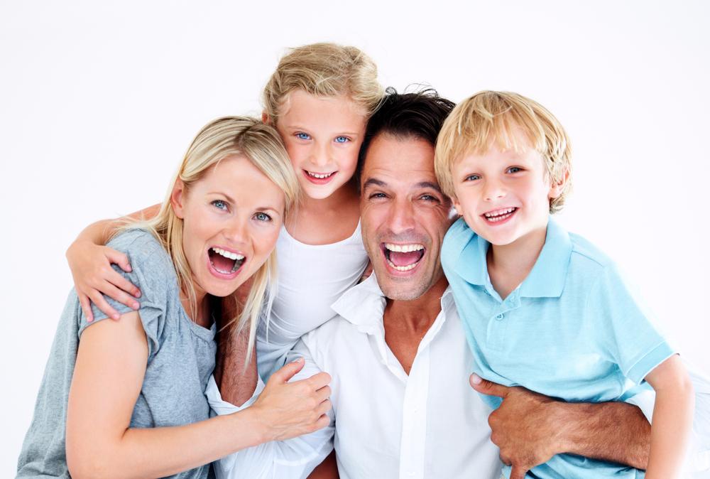 Хорошие пары становятся хорошими родителями