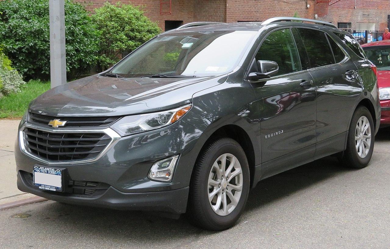 2. Chevrolet Equinox