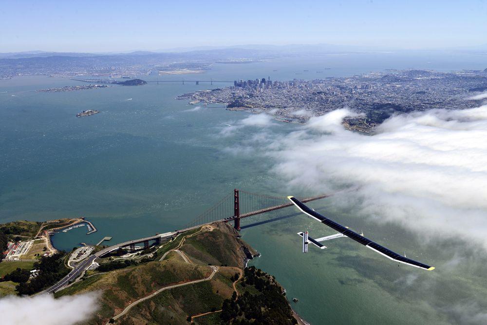 Финальный полет Solar Impulse составит около 21 часа