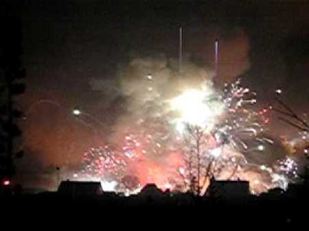 Взрыв на пиротехнической фабрике Дании обошелся в 140 миллионов долларов