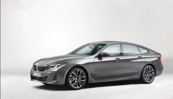 В Германии стартует выпуск обновленной BMW 6 Gran Turismo