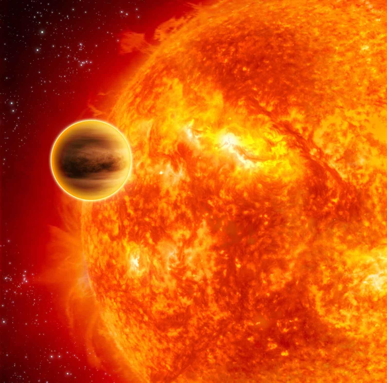 Вспышка на Солнце может лишь попортить электроприборы