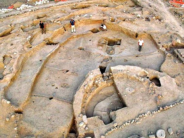 Поселение обнаружили на юге Иордании