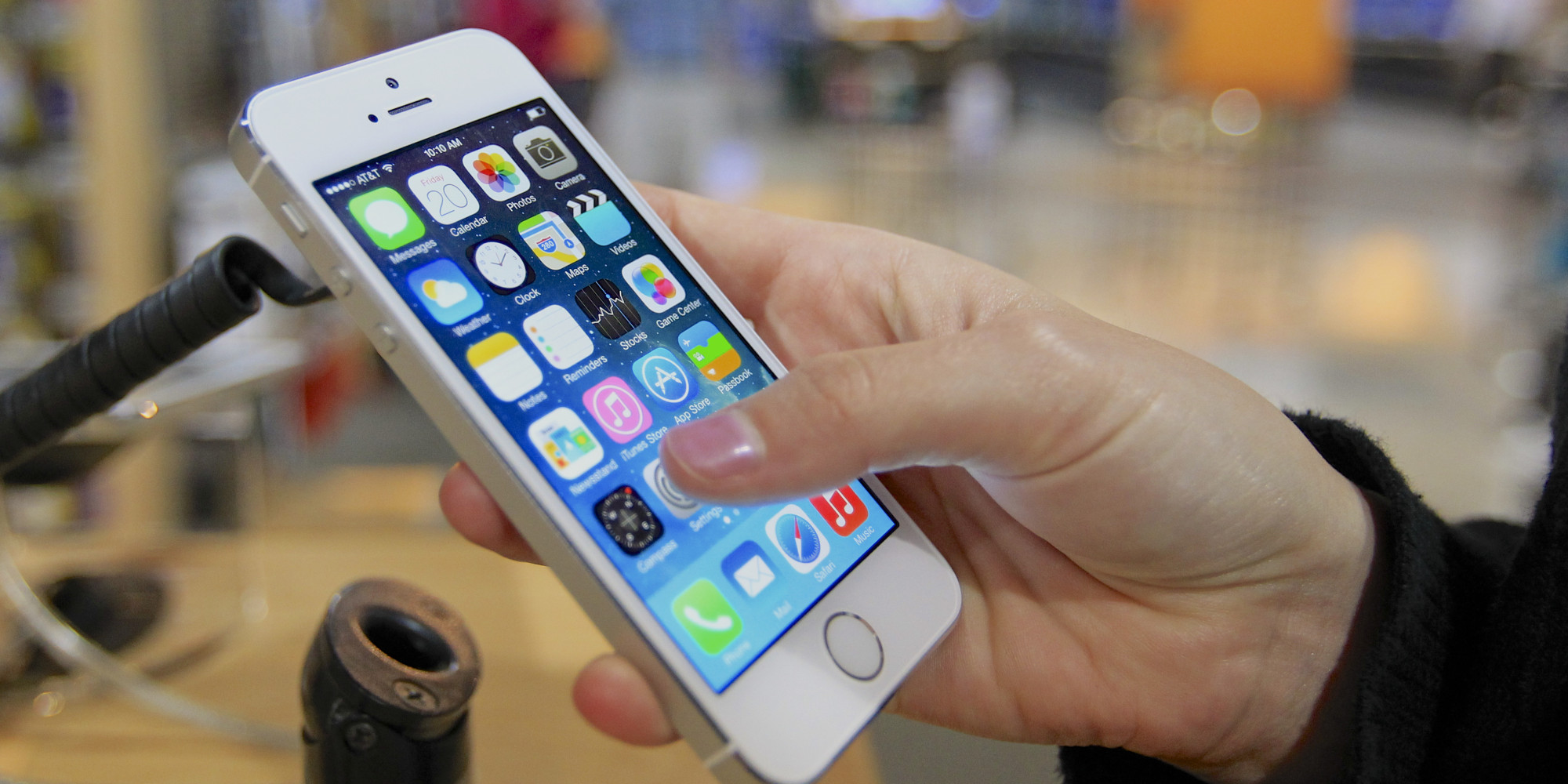 Новый iPhone будет больше своих предшественников