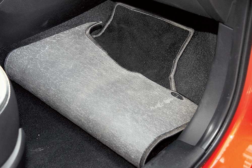 Сделать самому автомобильные коврики