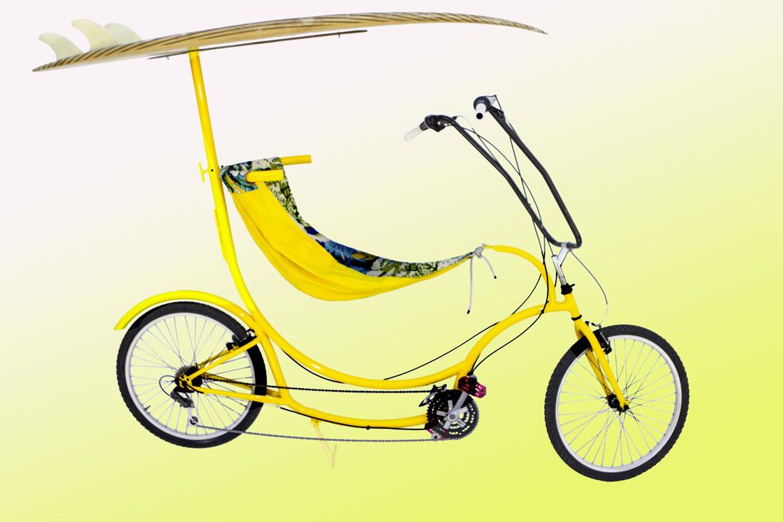 На The BananaHama можно кататься даже в непогоду