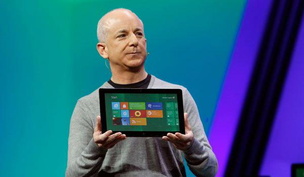 Стивен Синофски рассказывает о том, на каких устройствах запустится Windows 8
