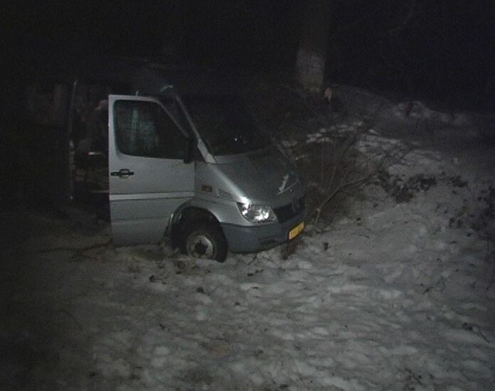 Авария под Борисполем