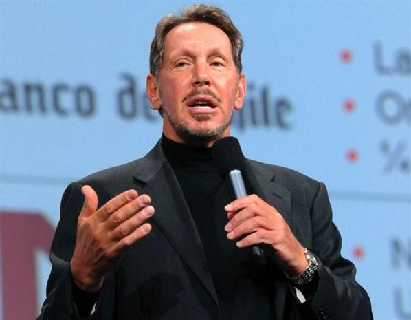 Ларри Эллисон — американский предприниматель, сооснователь, председатель совета директоров и директор по технологиям корпорации Oracle, бывший CEO Oracle, крупнейший акционер компании NetSuite Inc.