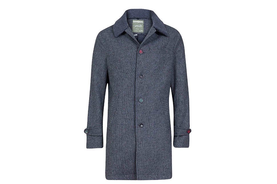 Desigual Coat 'Winner' - 6 тысяч гривен