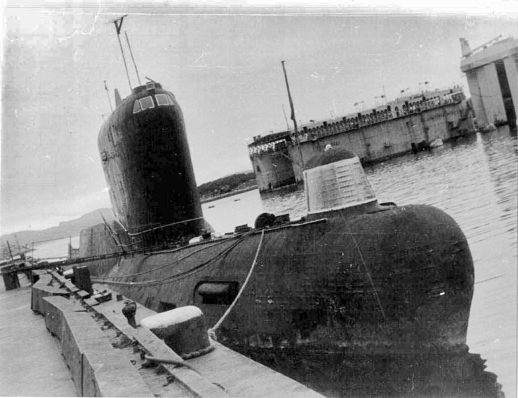 К-19 - не субмарина, а подводная смерть для экипажей