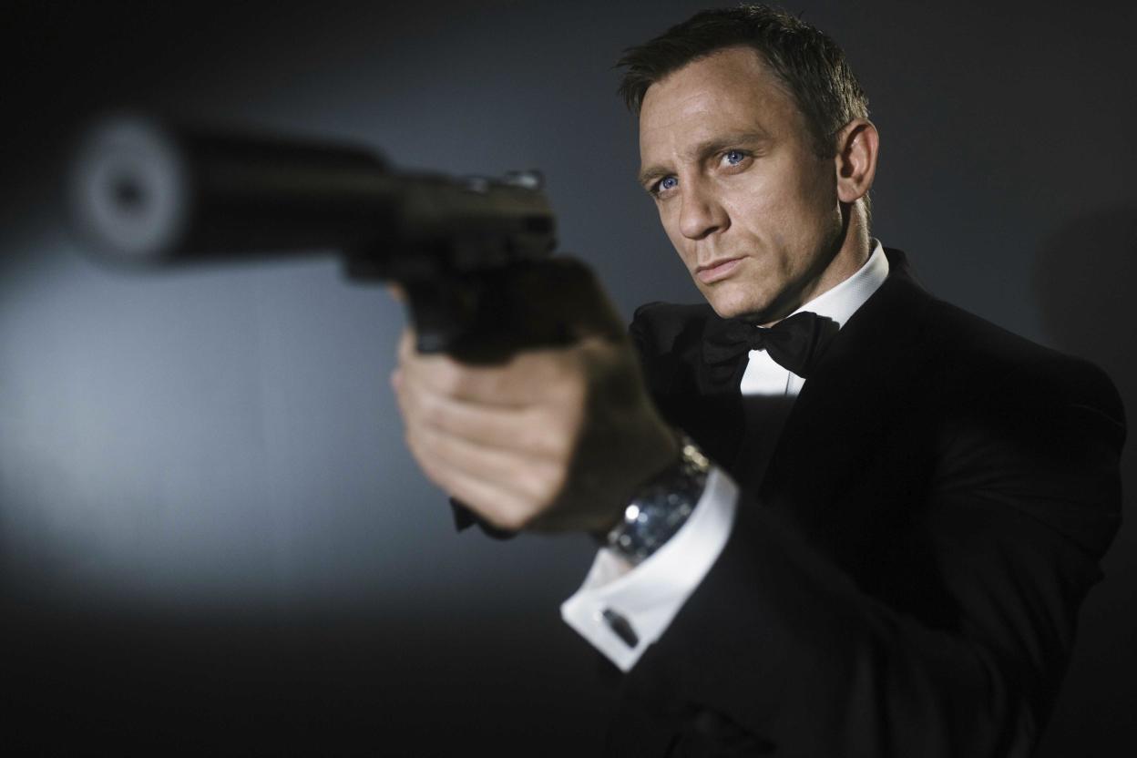 Секс игры агент 007 23 фотография