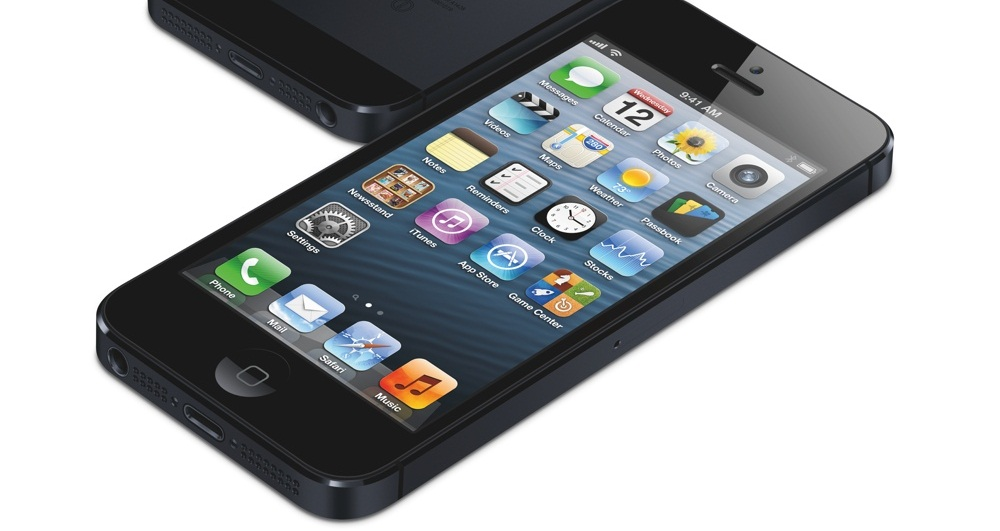 iPhone 5: большой экран и тонкий корпус