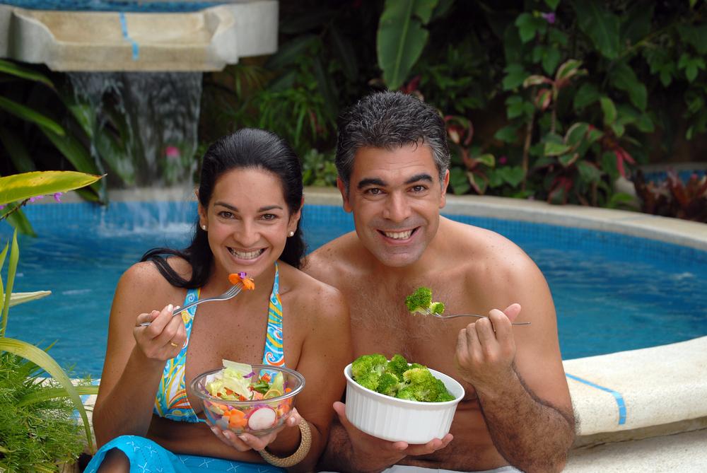 Чтобы не болел апендицит, налегай на здоровую пищу