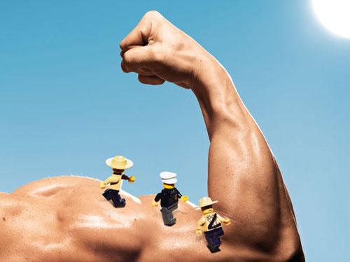 Твоим мышцам не обойтись без витамина D