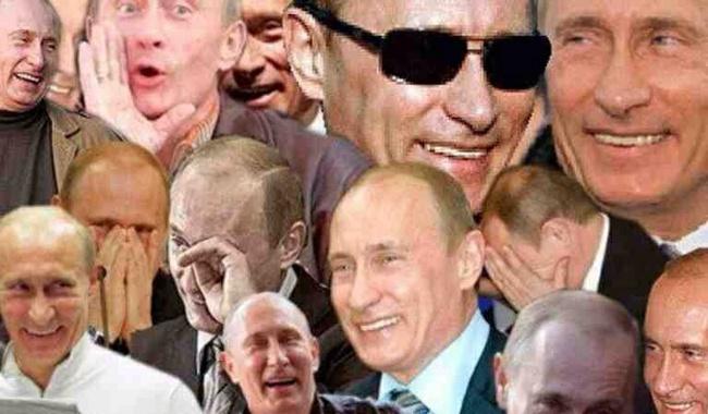 Мемы с Путиным - вне закона