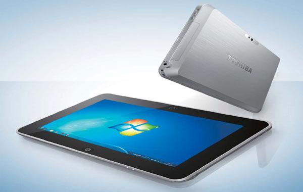 Новый планшет будет работать на Windows 7
