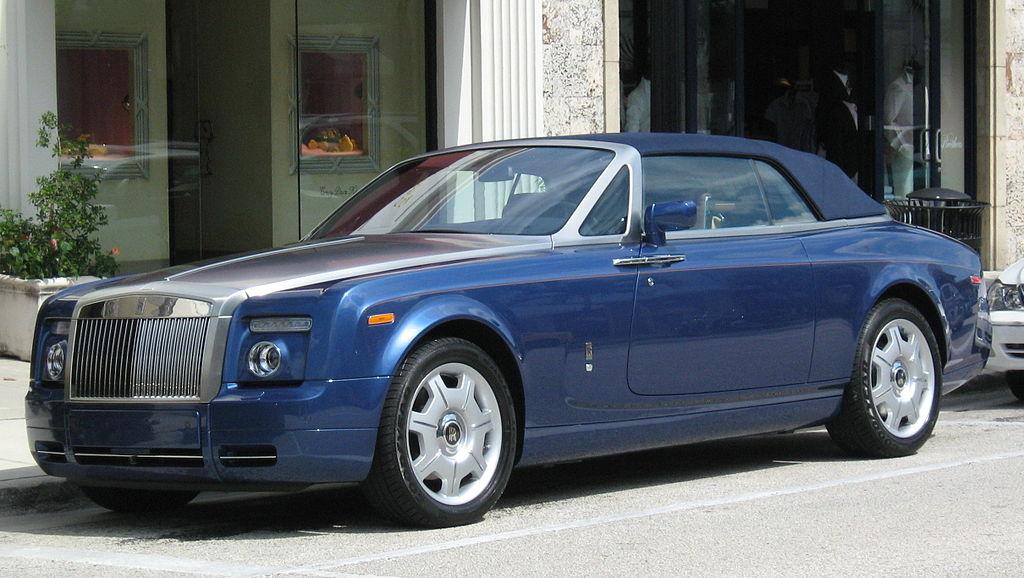 Rolls-Royce Cabr (иллюстративное фото)