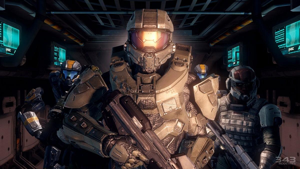 В Halo 4 нам предстоит воевать с расой пришельцев — Предтечами