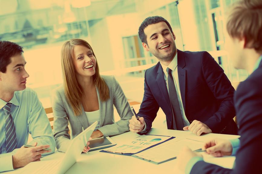 Деловое совещание - отличный повод блеснуть опытом и знаниями