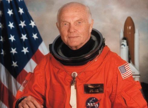 Джон Гленн — астронавт-сенатор