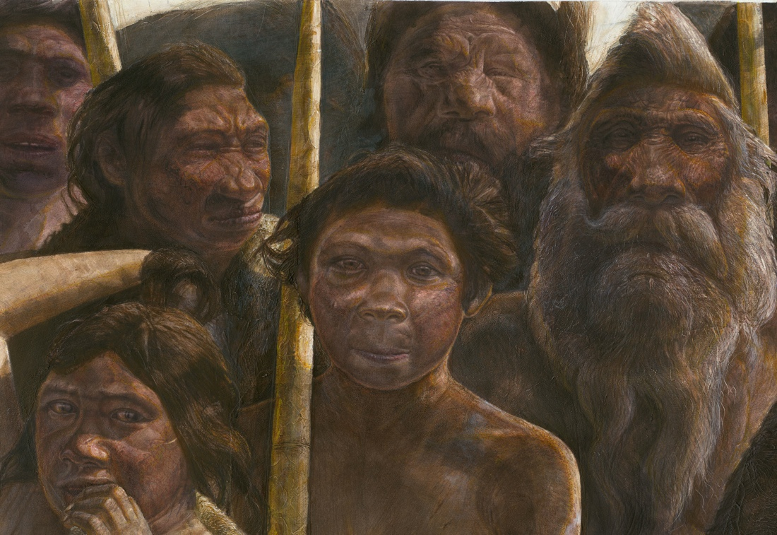 Облик наших предков