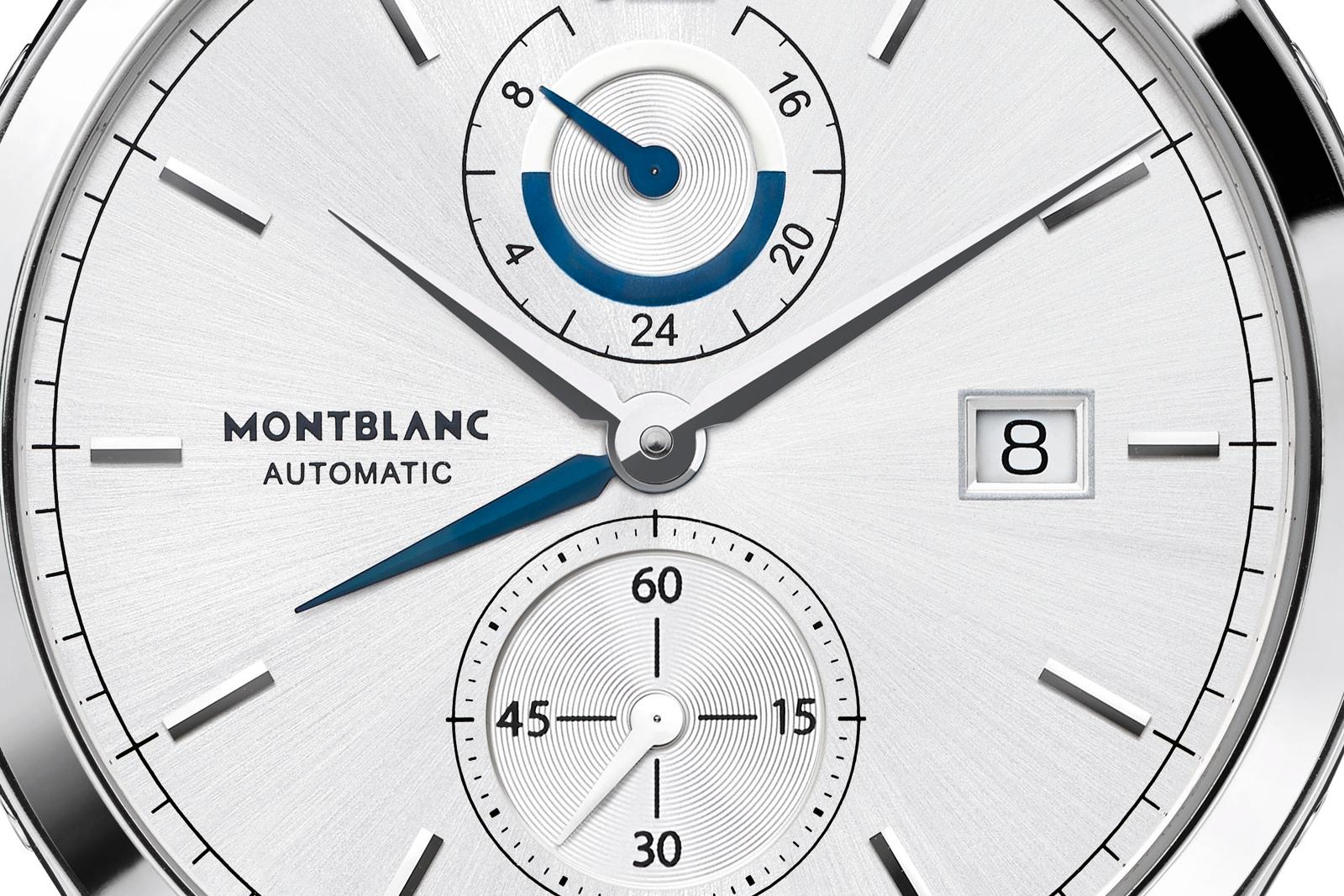 Montblanc Heritage Chronométrie Dual Time - 120 тысяч гривен