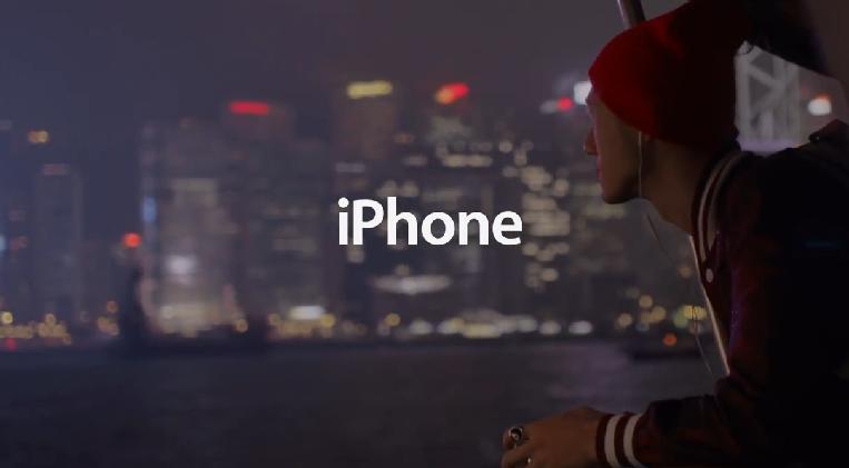 Реклама Apple демонстрирует музыкальные возможности iPhone