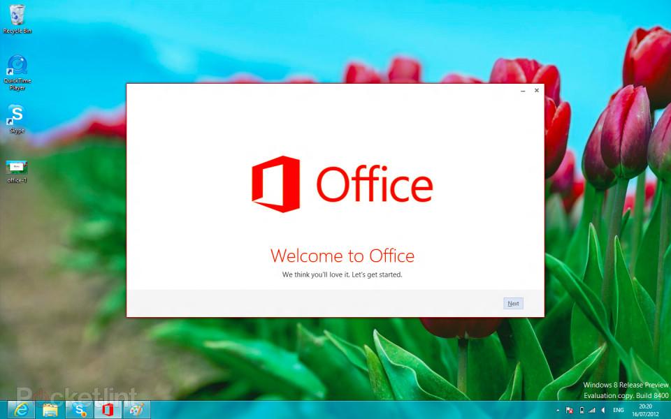 Новый Office