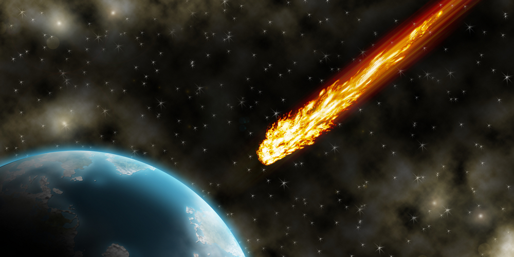 Комета пролетит возле Земли