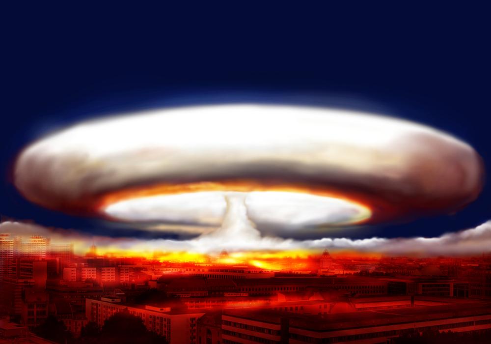Атомный взрыв планете не угроза