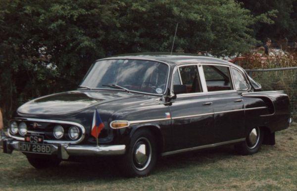 6. Tatra 603