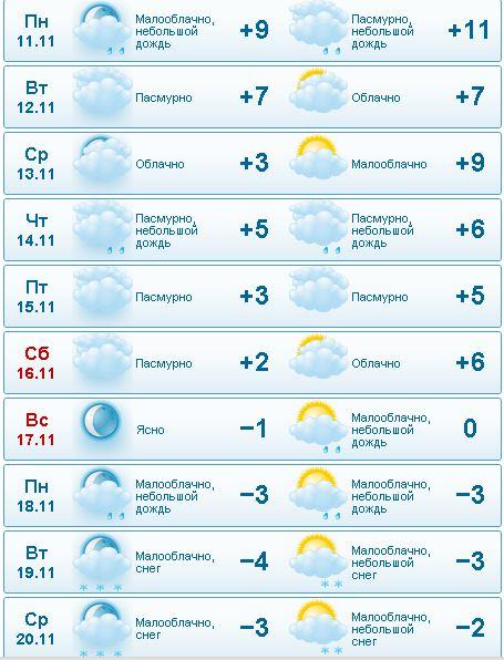 Пора менять шины: в Киеве скоро морозы