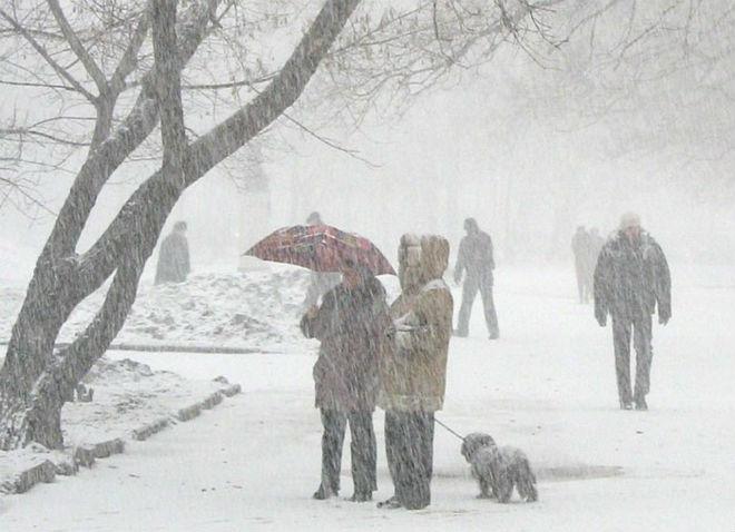 Снегопады скоро будут более долгими