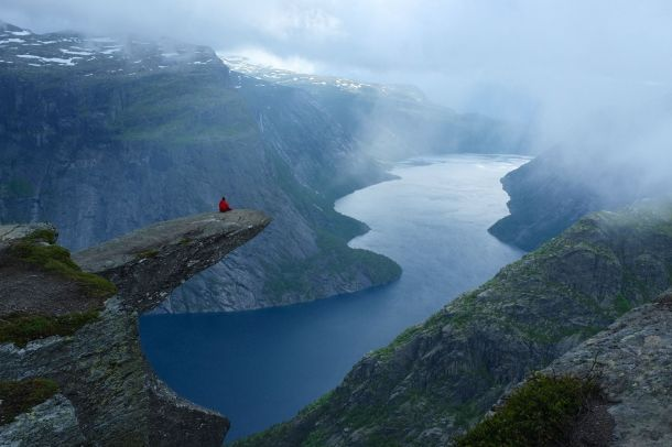 Язык тролля, Норвегия