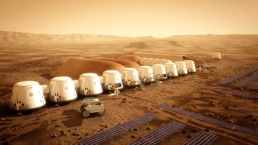 Марсонавты останутся на Красной планете навсегда