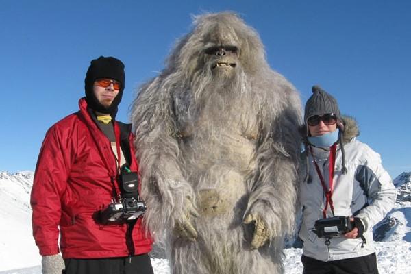 Шерсть снежного человека нашли в Горной Шории (Кузбасс)